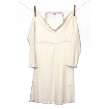 Camicia da notte donna manica lunga