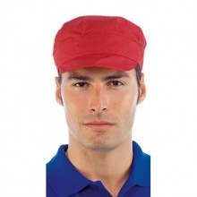 Cappello con visiera per cucina