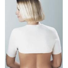 Copri-spalle mezza manica lana leggero