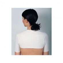 Copri-spalle mezza manica lana pesante