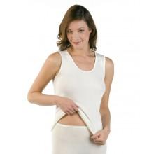 Maglia donna spalla larga 40 angora 60 cotone