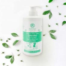 Sapone Liquido Biologico Naturale 450ml con estratti di eucalipto e calendula