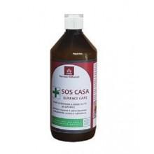 Detergente igienizzante SOS CASA olii essenziali alcool puro Confezione 1 LT