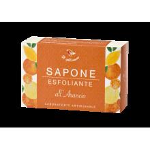 Sapone Esfoliante all' Arancio 100gr