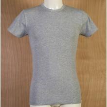 T-Shirt Manica Corta Uomo Colore Grigio Taglia 6°a