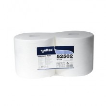 Confezione da due rotoli - Bobina carta 2 veli 800 strappi pura cellulosa
