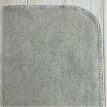 Coperta in lana follata 210x250