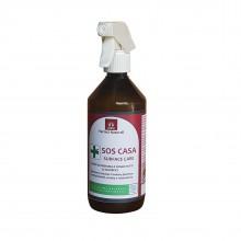 Detergente igienizzante SOS CASA olii essenziali alcool puro Confezione 500 ml