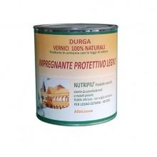 Nutri Più - tutti i colori - impregnante protettivo legno neutro o colorato