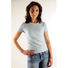 T-shirt donna girocollo manica corta