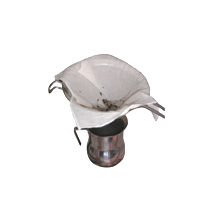 Teline per filtrare il thè 5 pezzi
