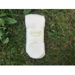 Calze in tessuto in cotone leggero e pesante