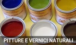Pitture e vernici naturali